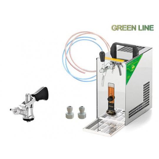 PYGMY 20/K Green Line + 1x naražeč (Bajonet)