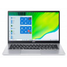 """Acer Swift 1 - 14""""/N5030/4G/128SSD NVMe/IPS FHD/W10S stříbrný"""