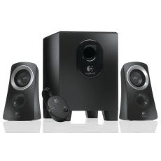 repro Logitech Z313, 25W RMS, 2.1 zvukový systém