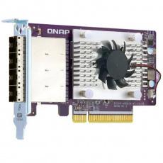 QNAP 4-port miniSAS HD host bus adapter, 16 x SATA, PCIe 3.0 x8, for TL JBOD, QXP-1600eS