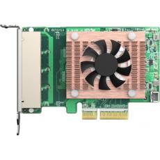 QNAP QXG-2G4T-I225 - 2,5GbE (4 porty) PCIe karta pro PC i NAS