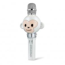Bluetooth mikrofon Forever AM-100 bílý