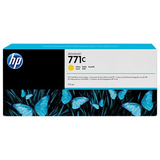 HP no 771C žlutá ink.kazeta, B6Y10A