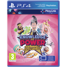 PS4 - Knowledge is Power Decades