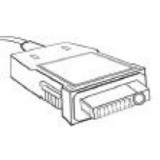 Kabel USB-VCOM pro CPT-80x1/CPT-83x0