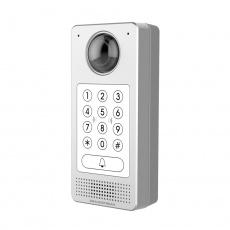 Grandstream GDS3710, dveřní vrátník, HD kamera, pokrytí 180°, mikrofon, intercom, GDS manager