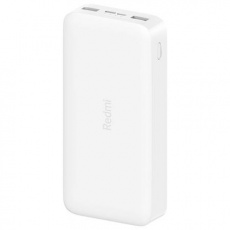 Xiaomi Redmi 18W Fast Charge Power Bank 20000mAh White