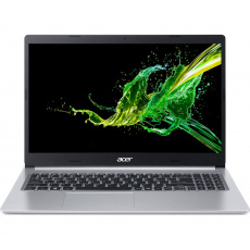 "Acer Aspire 5, A515-55-31KT, 15.6"" FHD, i3-1005G1, 8GB, 512GB SSD, Windows 10, stříbrný"