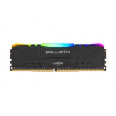 64GB DDR4 3200MHz Crucial Ballistix CL16 2x32GB Black RGB