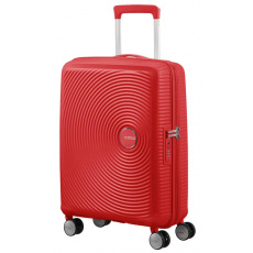 American Tourister Soundbox Spinner  55 Exp. Coral