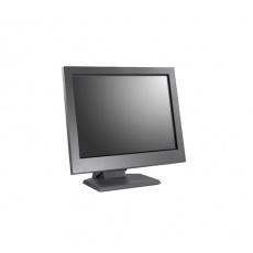 "Flat Panel, Iron Gray 15"" screen, LED"
