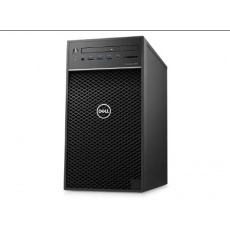 Dell Precision 3650 Tower i7-10700/8GB/256GB SSD/int.VGA/DVD-RW/W10Pro/3RNBD/Černý