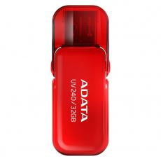 16GB ADATA UV240 USB red  (vhodné pro potisk)