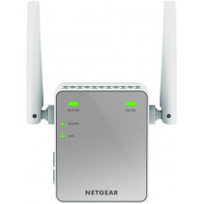 NETGEAR N300 WiFi Range Extender - Essentials Edition, EX2700