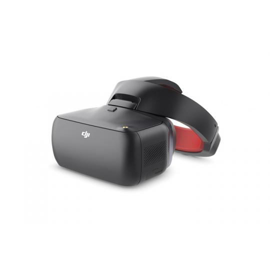 DJI Goggles Racing Edition+ DJI Goggles Carry More, FPV brýle s bezdrátovým přenosem obrazu 2.4 GHz