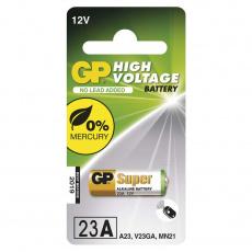 GP A23, 23AF, 1ks, alkalická baterie