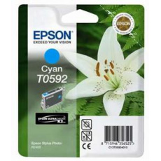 EPSON Ink ctrg cyan pro R2400 T0592