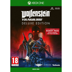 XOne - Wolfenstein Youngblood Deluxe Edition