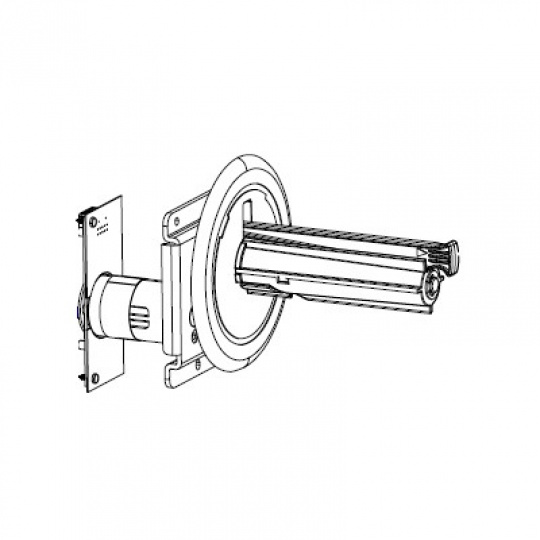 Kit,Liner Take-Up Spindle and Motor Assembly,ZT410