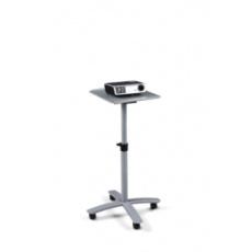 NOBO Multimediální stolek -1 místný,nosnost 10kg