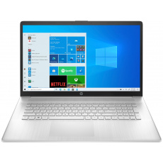 HP Laptop 17-cp0003nc R5-5500U/8/512/W10/Silver