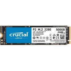 Crucial P2 500GB M.2 NVMe 2300/940MB/s