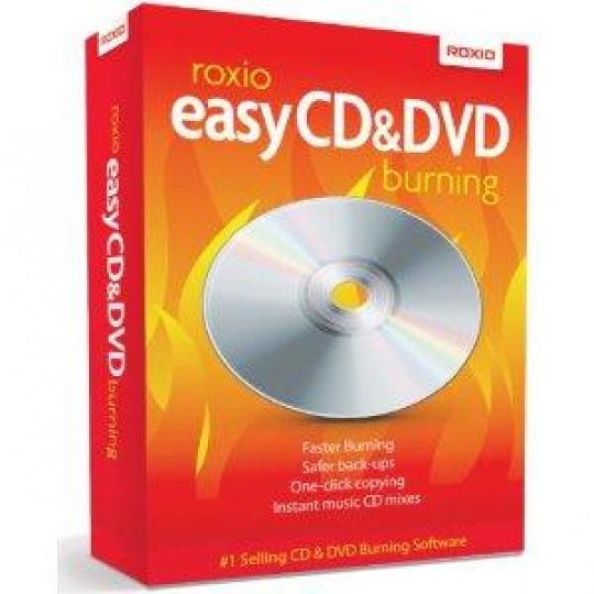 Easy CD & DVD Burning Eng (box)