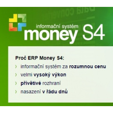 Money S4 - Zrychlené zadávání dokladů