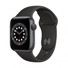 Watch S6, 40mm, SG/Black SportB
