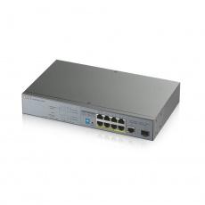 ZYXEL GS1300-10HP 10 Port unmanged CCTV PoE witch, 130W