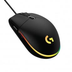 myš Logitech G203 2nd Gen LIGHTSYNC Gaming Mouse - BLACK - USB