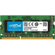 SO-DIMM 8GB DDR3L 1600MHz Crucial CL11 1.35V/1.5V