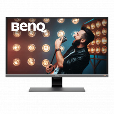 """32"""" LED BenQ EW3270U - 4K, VA, HDMI, DP, rep"""