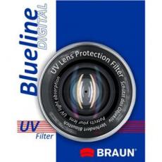 Braun UV BlueLine ochranný filtr 55 mm
