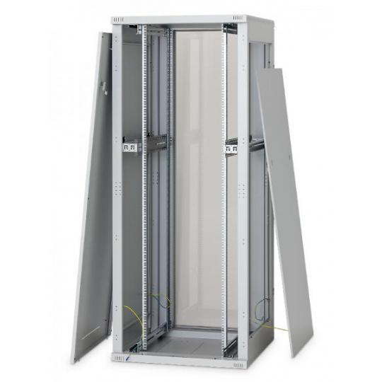 Stoj.rack 42U (š)600x(h)900,př.perf.dveře,bez zad