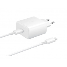 Samsung rychlonabíječka EP-TA845, 45W White