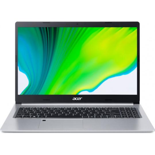 """Acer Aspire 5, A515-44G-R4EB, 15.6"""" FHD, AMD R5-4500U, 16GB, 512GB SSD, RX640, Windows 10, stříbrný"""