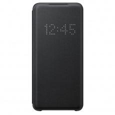 Samsung Flipové pouzdro LED View S20 Black