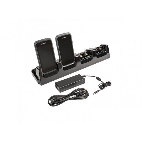 Honeywell Dolphin CT50 Recharging kit upto 4 PC with EU cord