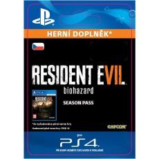 ESD CZ PS4 - RESIDENT EVIL 7 biohazard Season Pass