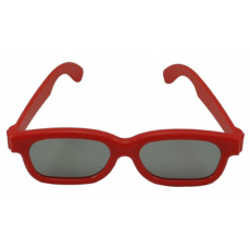 PRIMECOOLER PC-ADP3 3D GLASS / 3D BRÝLE (polarizacni cirkularni - detske)