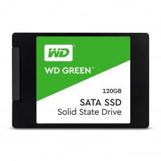 """SSD 2,5"""" 120GB WD Green 3D NAND SATAIII 7mm"""