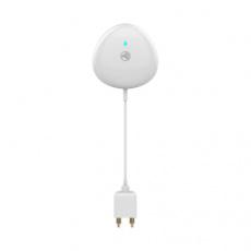 Tellur WiFi smart povodňový senzor, AAA, bílý
