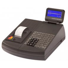 Registrační pokladna (EET CZ) QMP 2144 2XRS/USB/LA/LCK černá + EET box