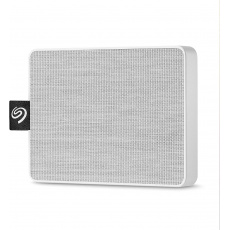 Ext. SSD Seagate One Touch SSD 500GB bílá