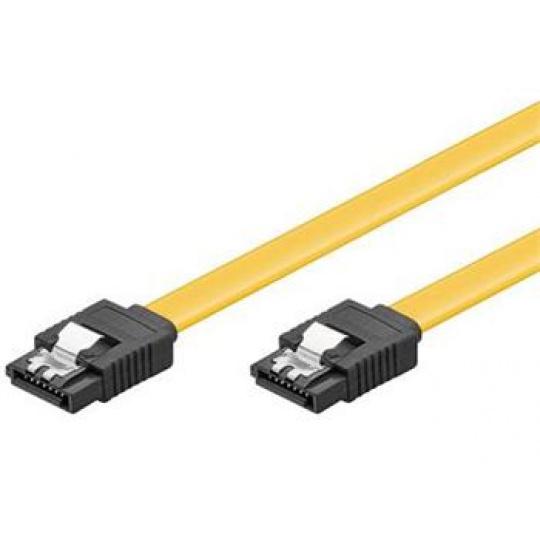 PremiumCord SATA 3.0 datový kabel, 6GBs, 0,3m