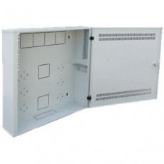 """Datacom 19"""" rozvaděč 4U+2U/150mm plech.dveře LUX"""