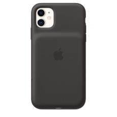 iPhone11 Sm. Battery Case - WL Charging - Black