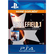 ESD CZ PS4 - Battlefield 1 Shortcut Kit: Ultimate Bundle
