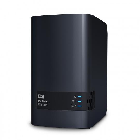 """NAS 3.5"""" WD My Cloud EX2 Ultra 12TB NAS LAN"""